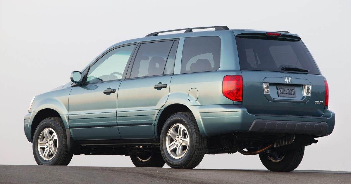 Investigators Look At Brakes In 2005 Honda Pilots