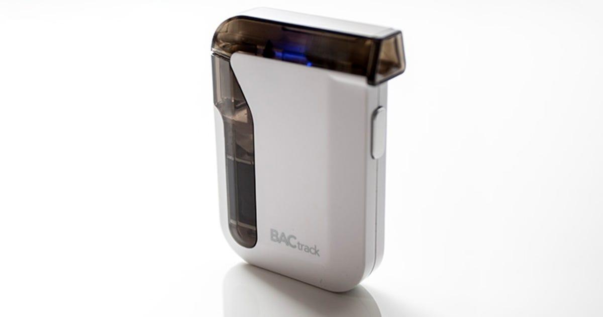 Breathalyzer Iphone