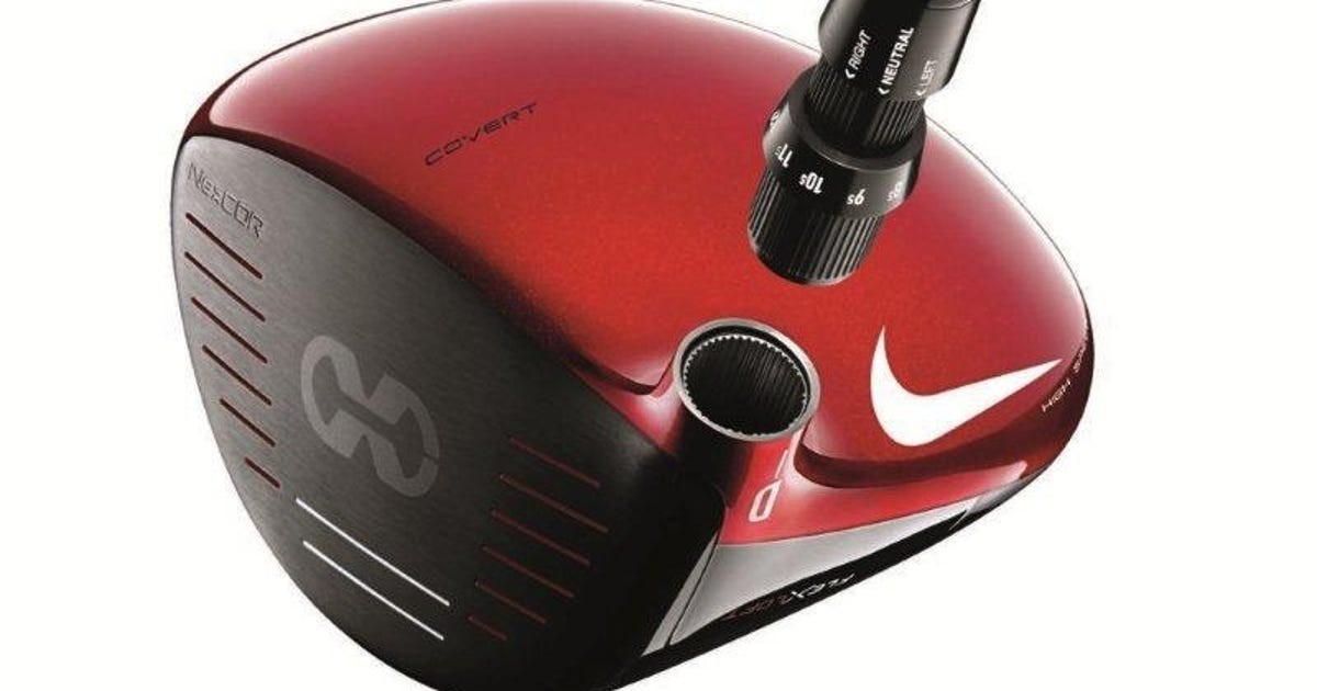 Nike Covert Tour Driver Settings