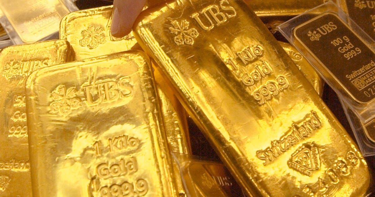 Invest in gold bullion or gold-mining companies?