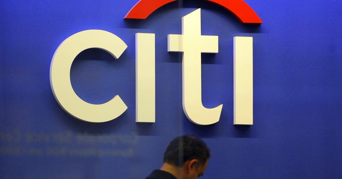 Citi Job Cuts