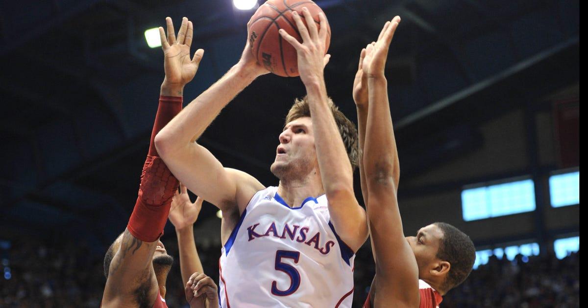 Ku Basketball Score