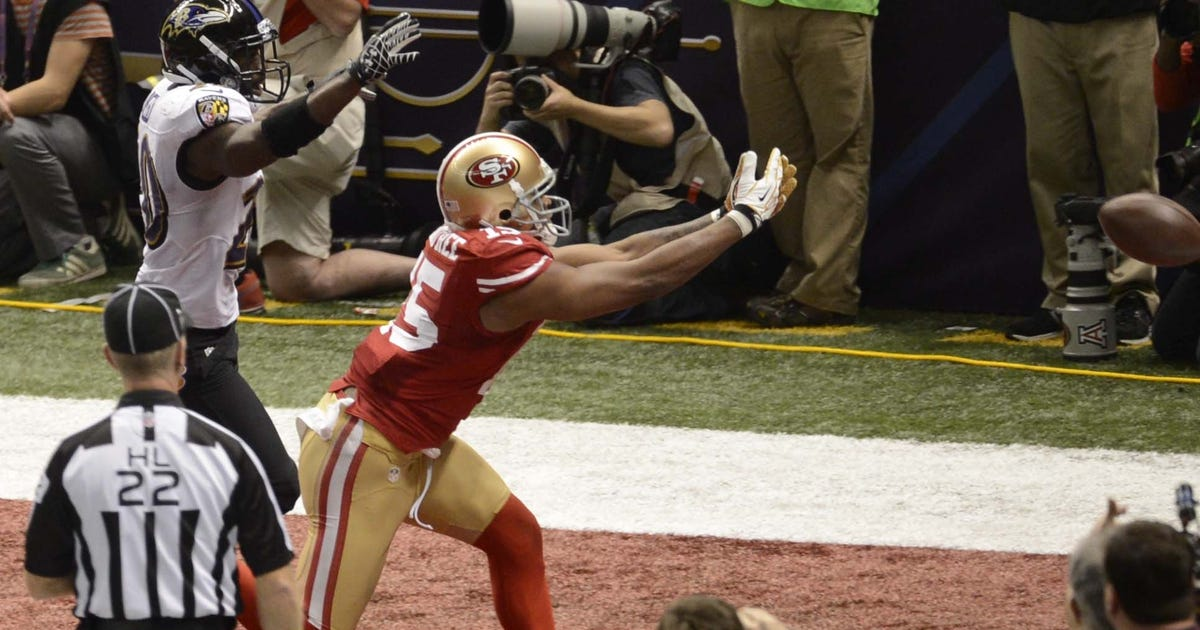 Dramatic stops, controversy highlight 49ers' failed last drive