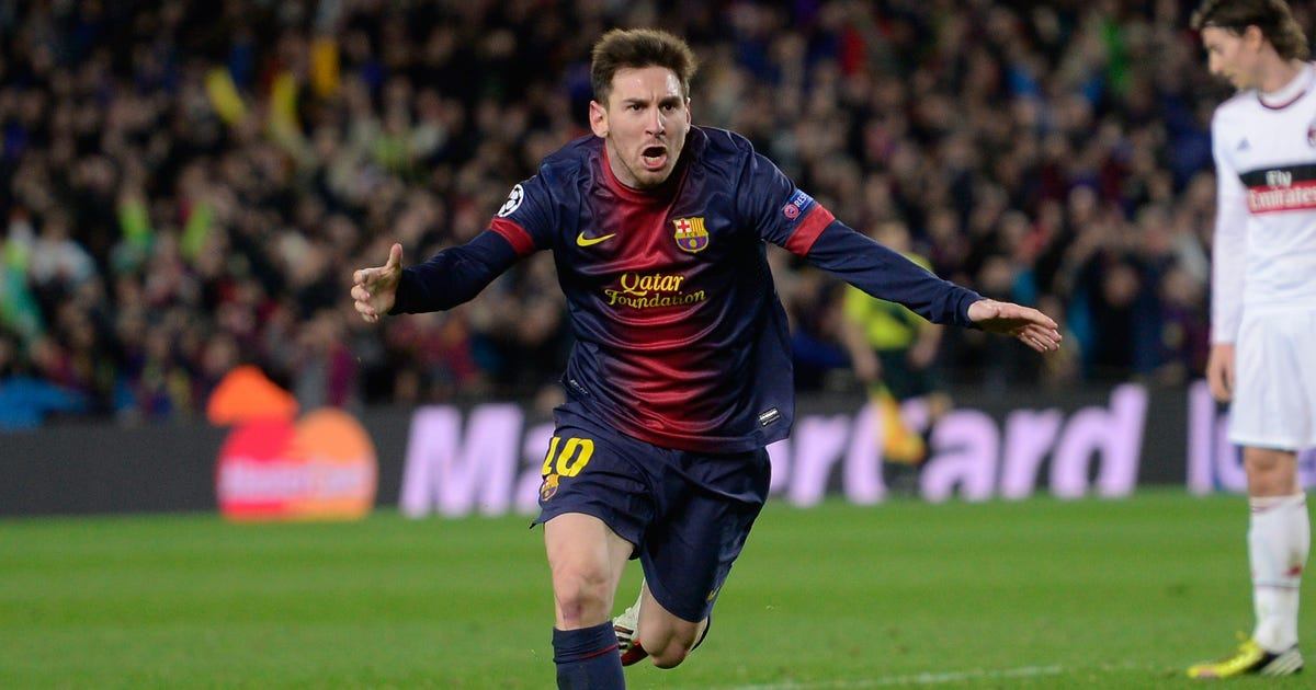 Lionel messi leads barcelona over ac milan into quarterfinals - Firefly barcelona ...