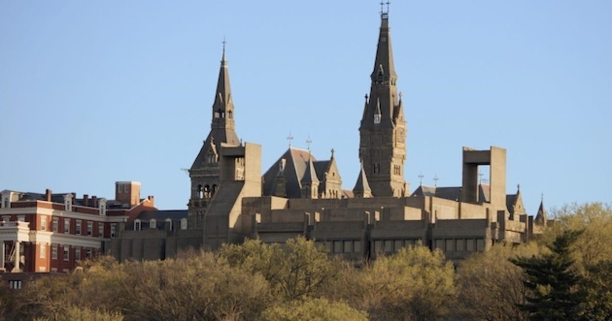 Georgetown University Gay 79
