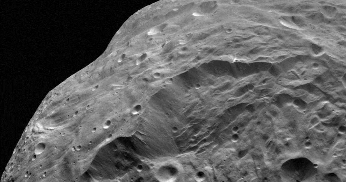 Giant asteroid flyby sets off study
