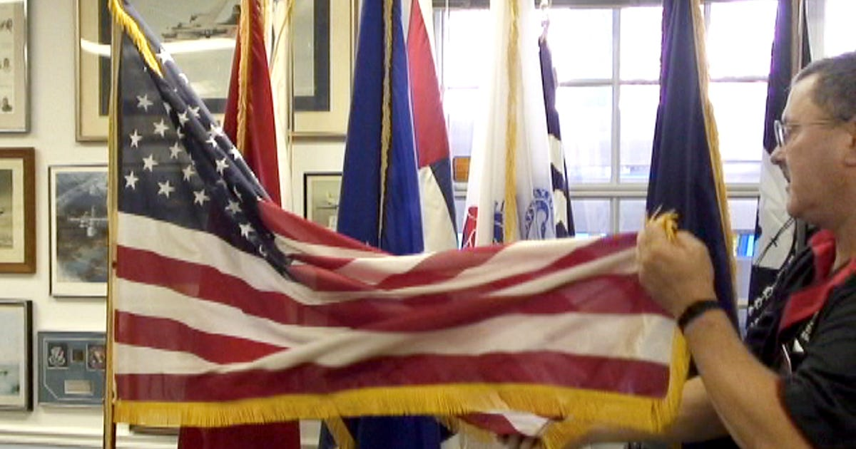 School Board Irked Over Students 39 Waning Flag Etiquette
