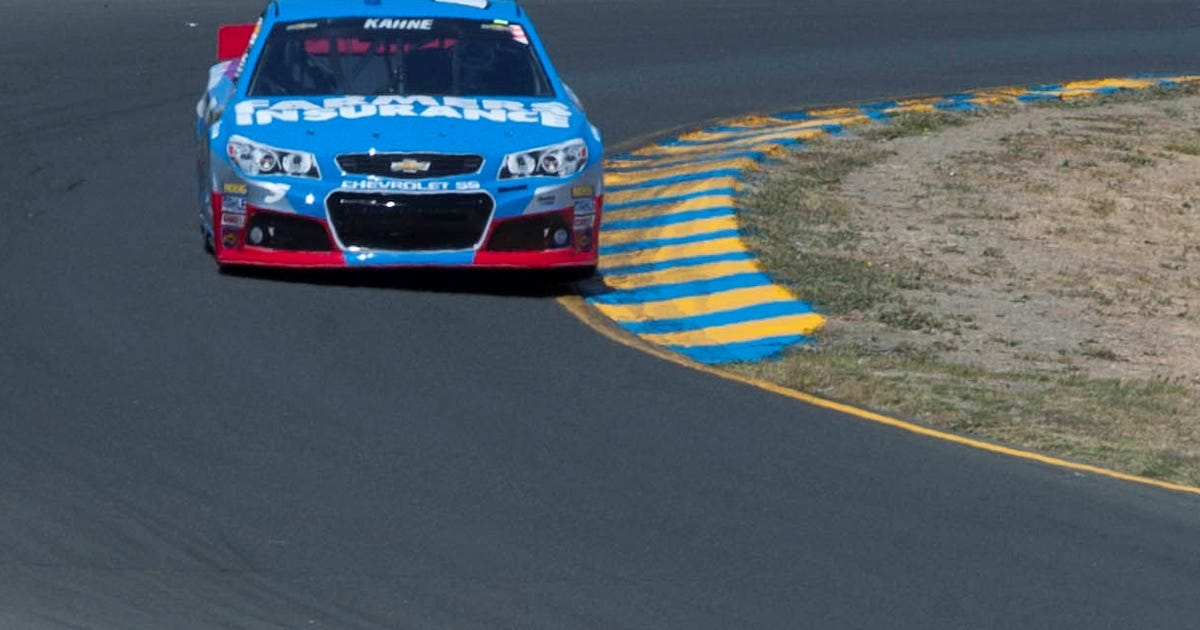 Nascar Sonoma Start Time Lineup Tv Schedule And More