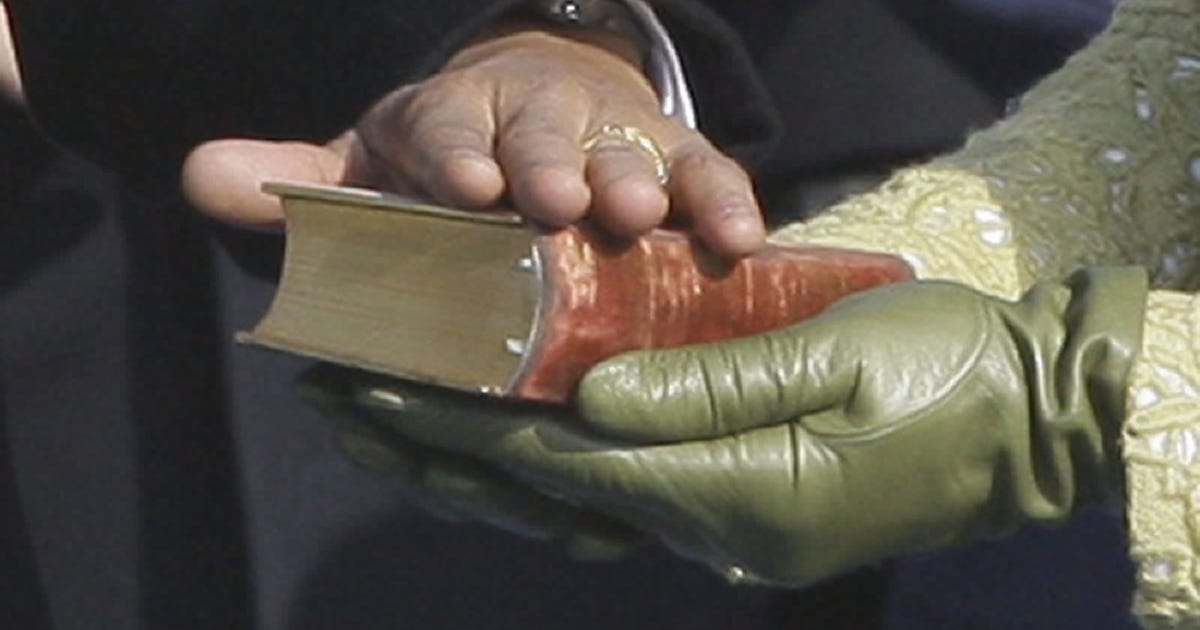 Obama To Be Sworn In With Lincoln King Bibles