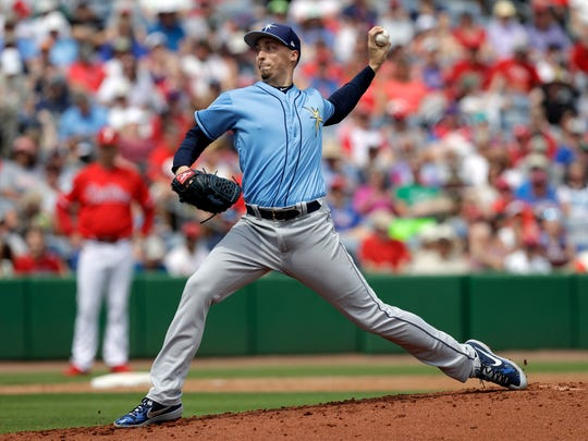 "Blake Snell served as an ""opener"" for the Tampa Bay Rays last season."