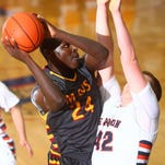 Darnell Butler scored 15 points in McCutcheon's blowout victory.