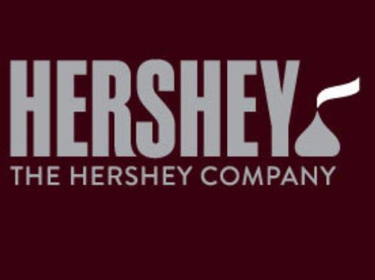 New Hershey logo