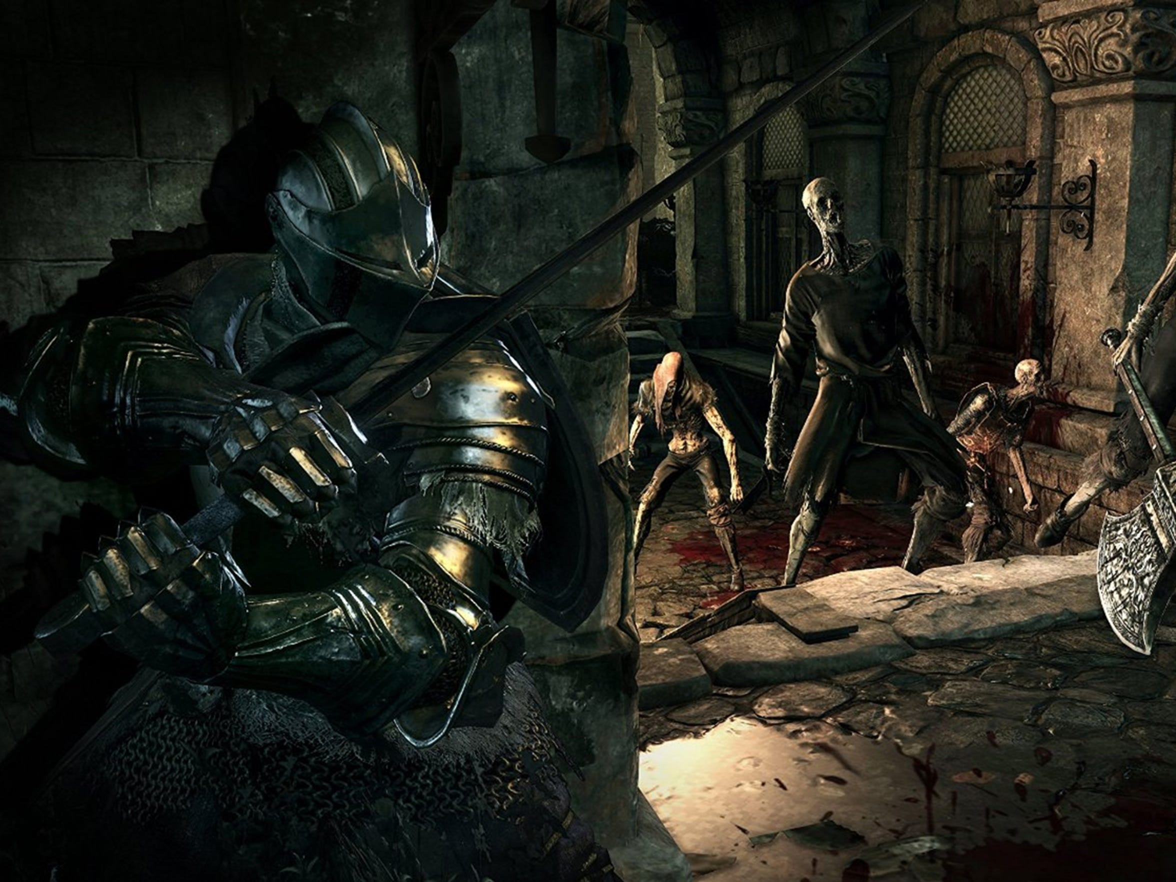 Discretion is oftentimes the better part of valor in Dark Souls III.