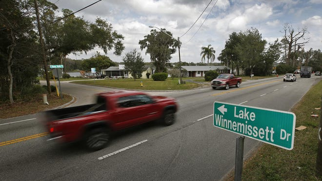 Life for residents on Lake Winnemissett Drive isn't as quiet as it used to be as residential and commercial development continues to expand in DeLand.