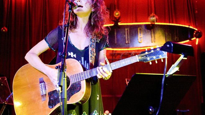 Grammy-winning Austin singer-songwriter Patty Griffin has performed several times at the Continental Club over the years, inclueding this benefit show in 2012. She'll return to the venue this weekend to kick off a series of livestreamed shows with no audience.