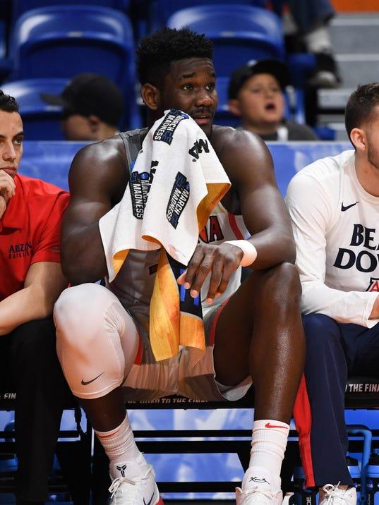 NCAA Basketball: NCAA Tournament-First Round-Buffalo vs Arizona