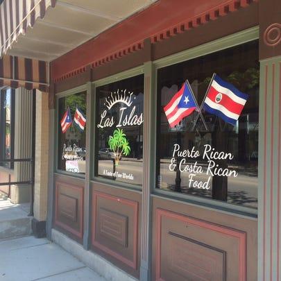 Las Islas, a Puerto Rican and Costa Rican restaurant,