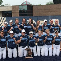 Richmond softball team upends St. Clair, North Branch for Division 2 regional title