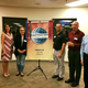 Toastmasters install new officers