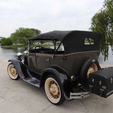 Ford Model A sightseeing tours coming to Detroit