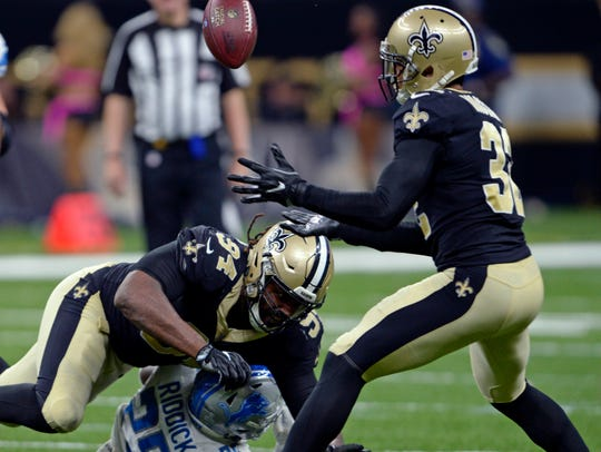 New Orleans Saints defensive end Cameron Jordan (94)