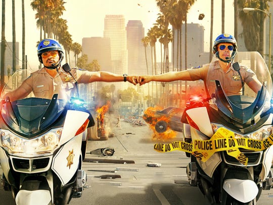 """Chips"" Advance Screening Promo"