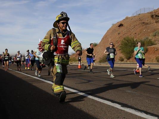 Rock n Roll Marathon Arizona 2018