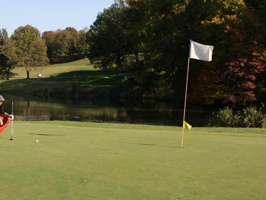 Golf Metro Parks