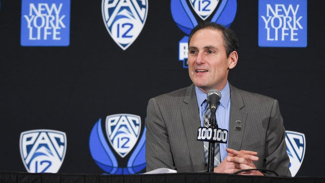 Pac-12 commissioner Larry Scott helped start the current craze of conference expansion in 2011 when his league added Colorado and Utah.