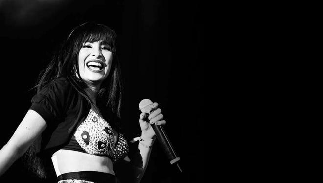 Karla Perez is performing a Selena tribute concert on Saturday at the Rio Grande Theatre.