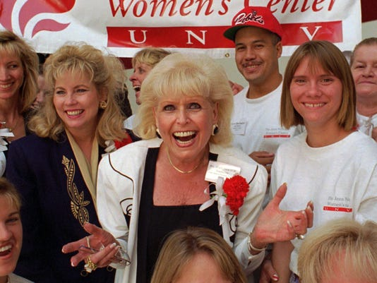 ae41ffe6 Son: Weight Watchers founder Jean Nidetch dies at 91