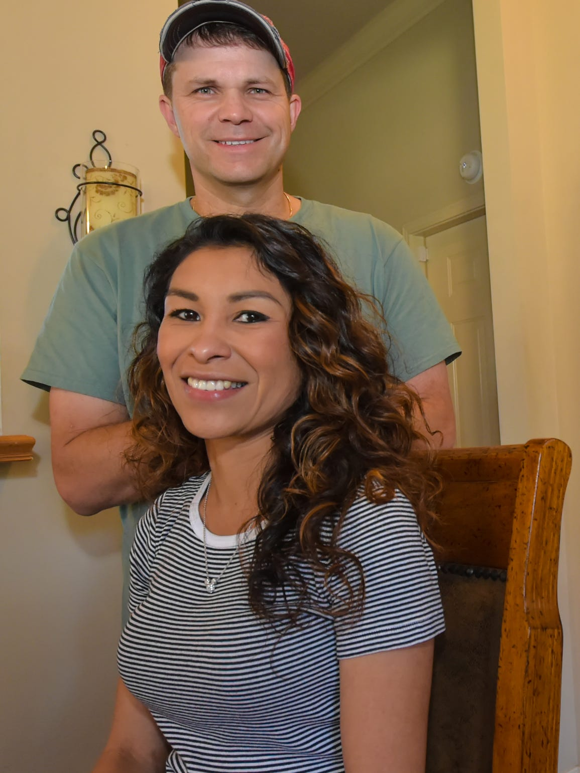Gary and Gisely Godeaux