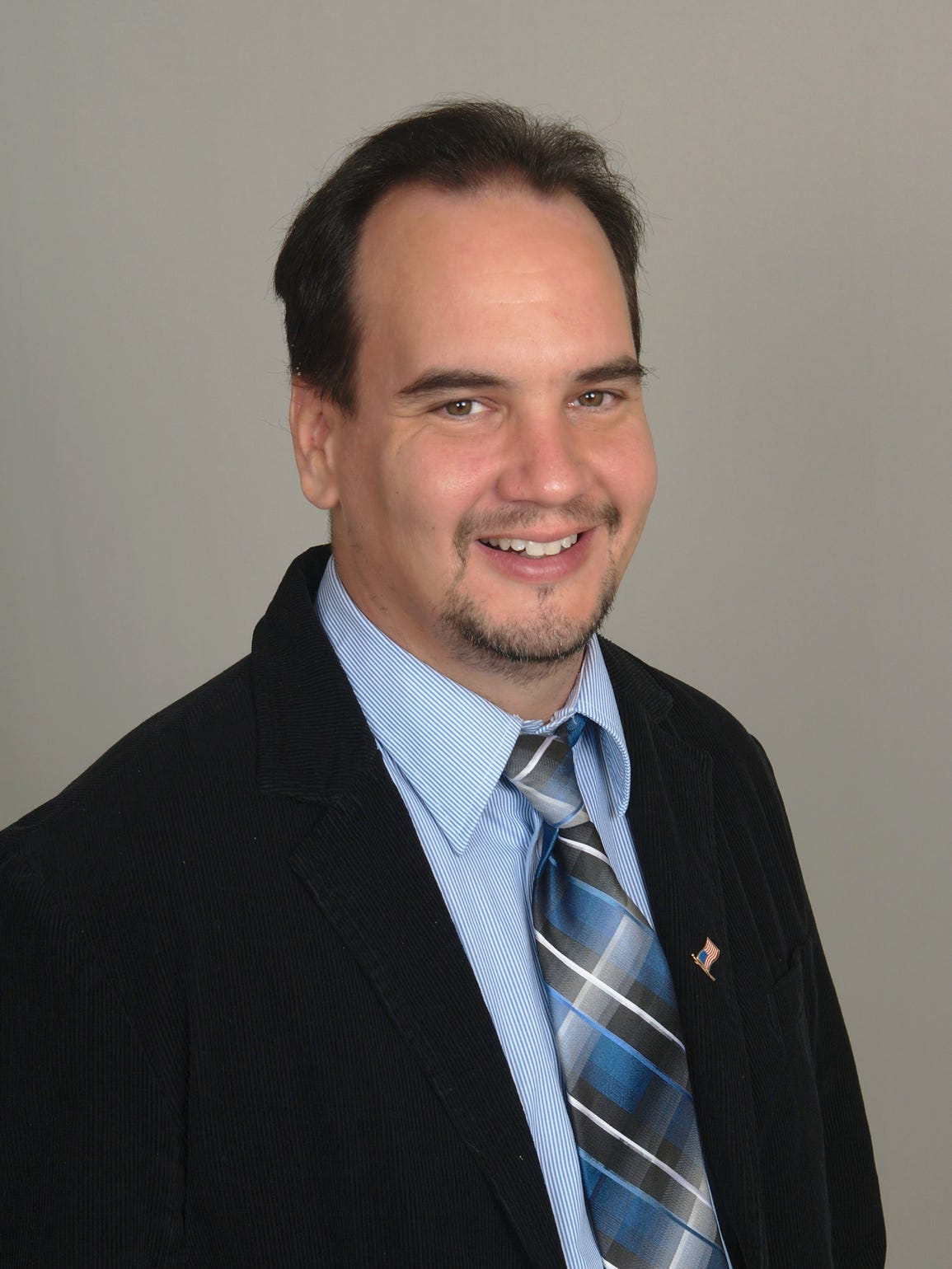 Paul Rizzo, candidate for U.S. Congress in Pennsylvania's
