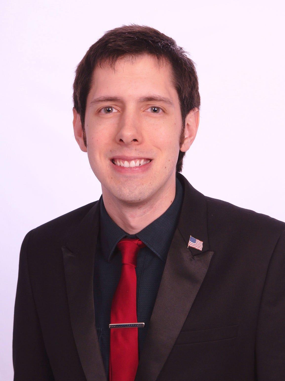 Justin Burnett is a department head at Mardel, a Christian