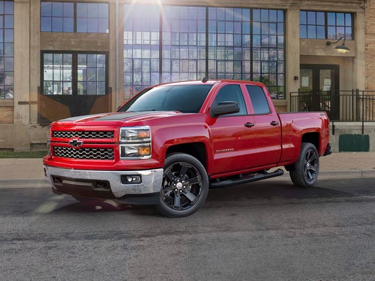 In Throwback Chevy Silverado Gets A Rally Model