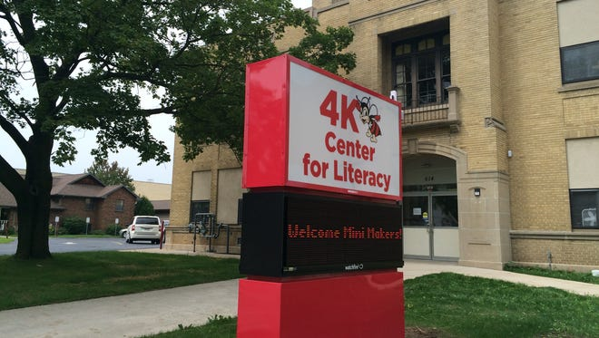 The new 4K Center for Literacy in Kimberly