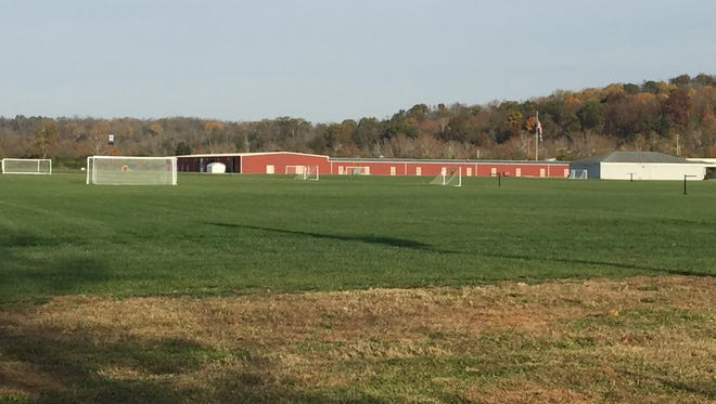 The Red Barn in Batavia, Clermont County, is reportedly a location that was under consideration for a professional sports team practice facility.