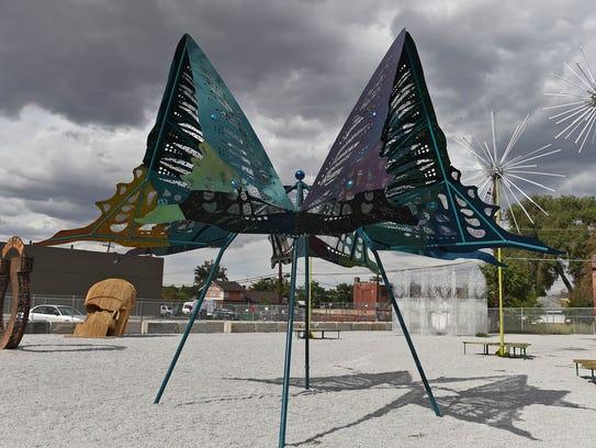 Burning Man Art - Imago