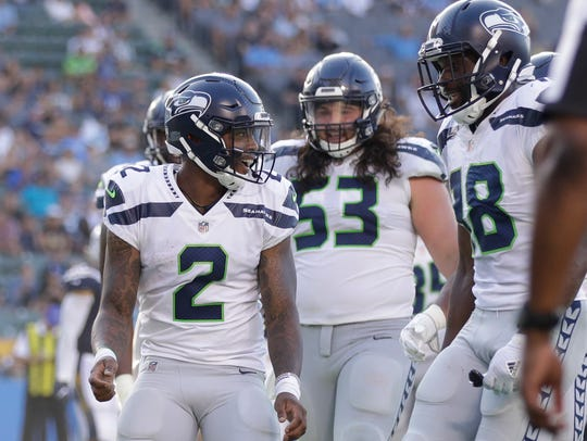 Trevone Boykin (2) has looked terrible during training