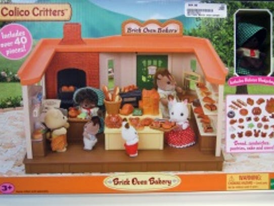 For kids: Calico Critters