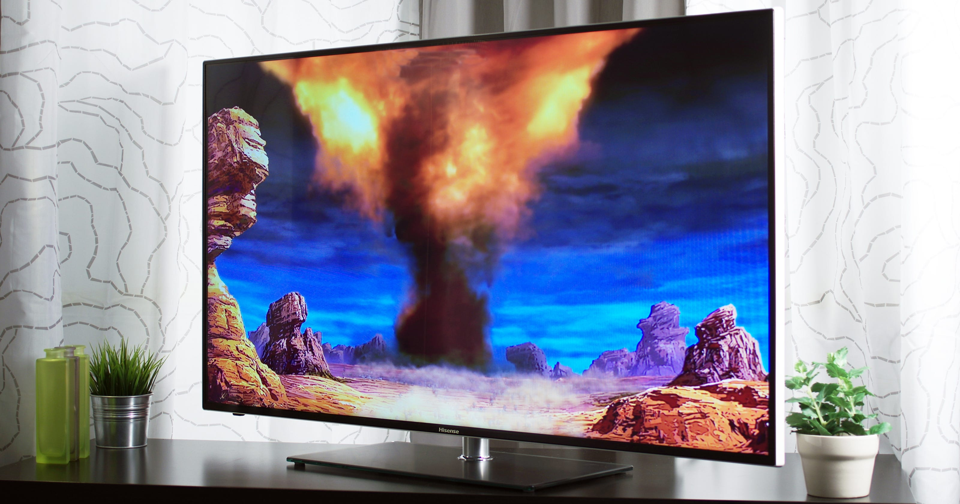 Despite smart features, Hisense TV is not a smart buy