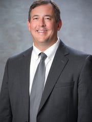 Daniel Carter, president of The Trust Company of Knoxville.