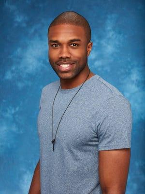 DeMario Jackson from Rachel Lindsay's season of 'The Bachelorette' (Season 13).
