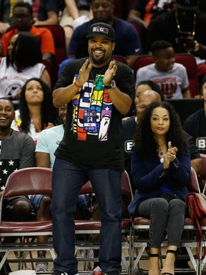 Ice Cube is the co-founder of the BIG3.