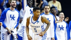 Live Coverage: NCAA South Regional Final - North Carolina vs Kentucky