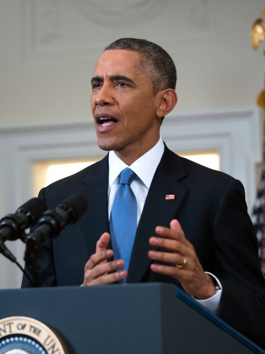 President Obama Makes Statement On U.S. Cuba Policy