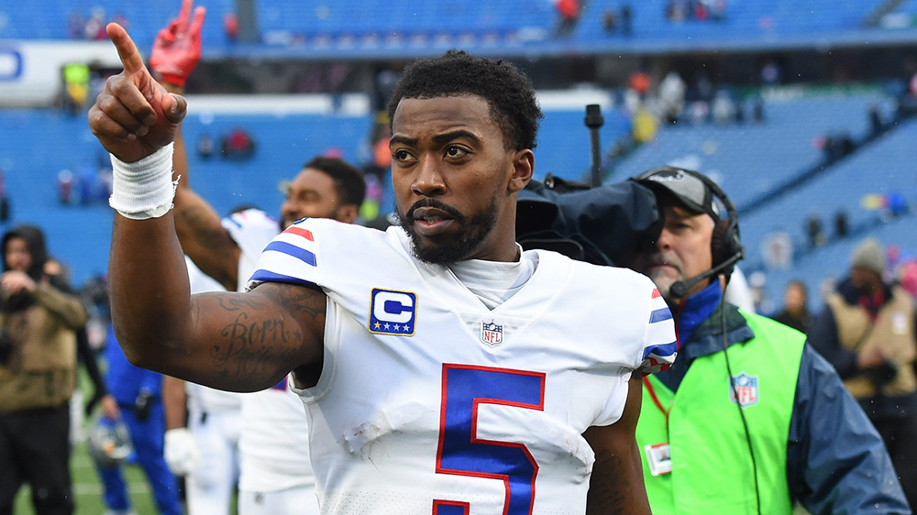 5 Landing Spots For Tyrod Taylor In 2018