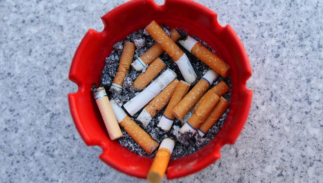 Pima County, Ariz., is considering whether to continue hiring smokers as county employees. The Board of Supervisors is scheduled to vote Tuesday, Dec. 16, 2014, on a proposal that also includes a 30% health insurance surcharge on smokers.