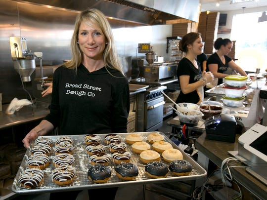 Desdemona Dalia, owner of Broad Street Dough Co., will join a panel entitled: How to Become a Jersey Shore Influencer: Food Edition on June 13 in Asbury Park.