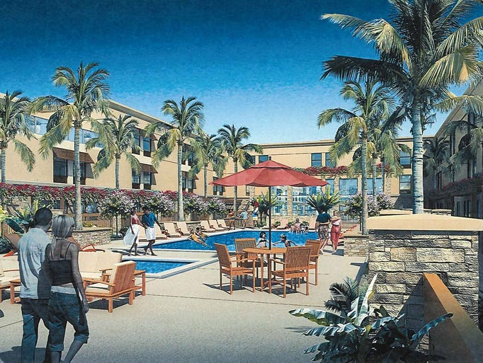 1 000 New Apartments Planned In North Scottsdale